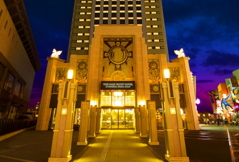 The Park Front Hotel at Universal Studios Japan(TM)
