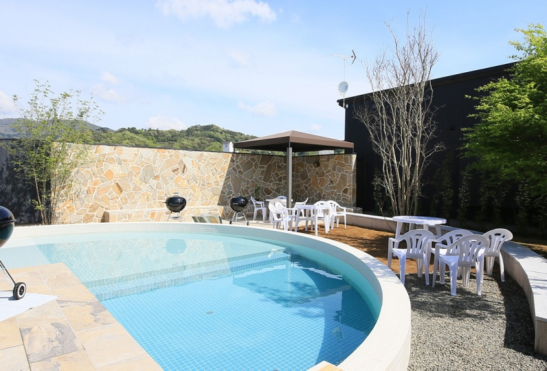 Hot Spring & Private Spa Rurinohama