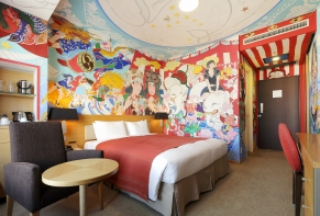 10 Hotels with Artistically Inspiring Furnishings