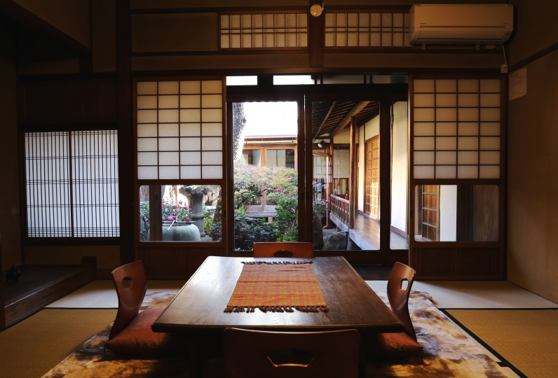 Enjoy a Stay at Kyoto Traditional Townhouses that Feel Like Home