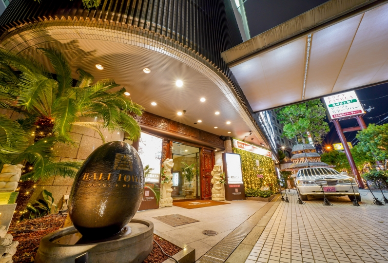 Hotel Bali Tower Osaka Tennoji / Osaka Uehonmachi・Tennoji・Southern part of the city 118