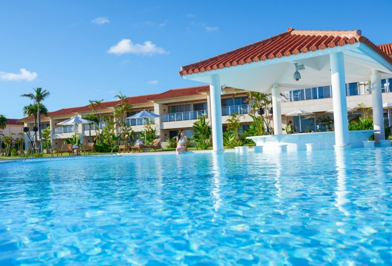 Ishigaki Resort Hotel / Okinawa Isolated island 96
