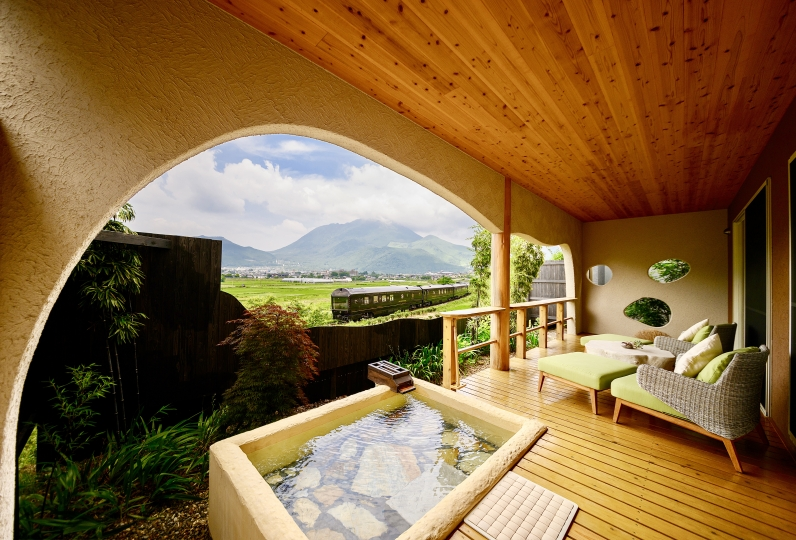 Luxury villa zakuro