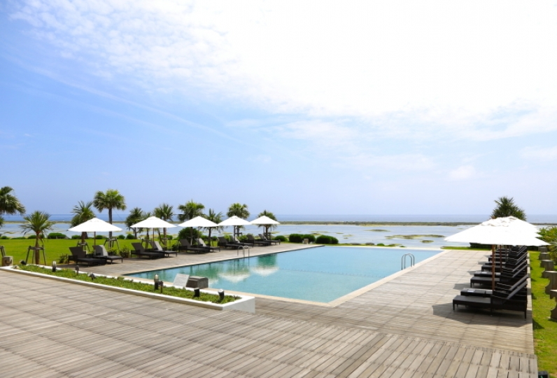 Cypress Resort Kumejima / Okinawa Isolated island 4