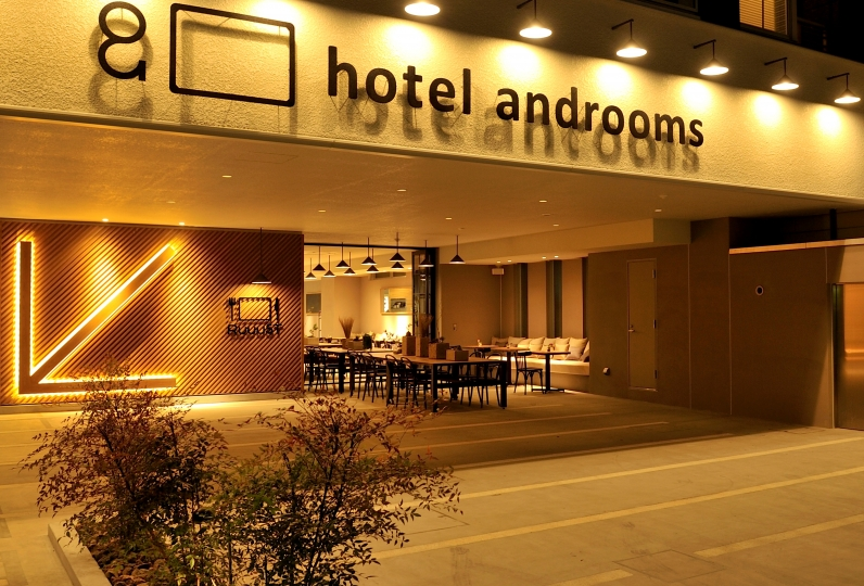 Hotel androoms大阪本町