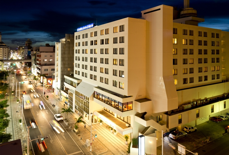 Hotel Royal Orion / Okinawa Naha 1