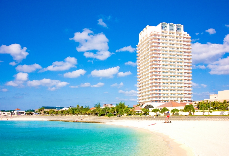 The Beach Tower Okinawa / Okinawa Okinawa City・Chatan・Ginowan 1