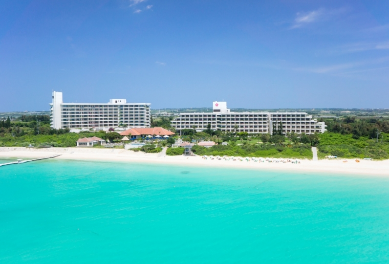 Miyakojima Tokyu Hotel & Resorts / Okinawa Isolated island 3