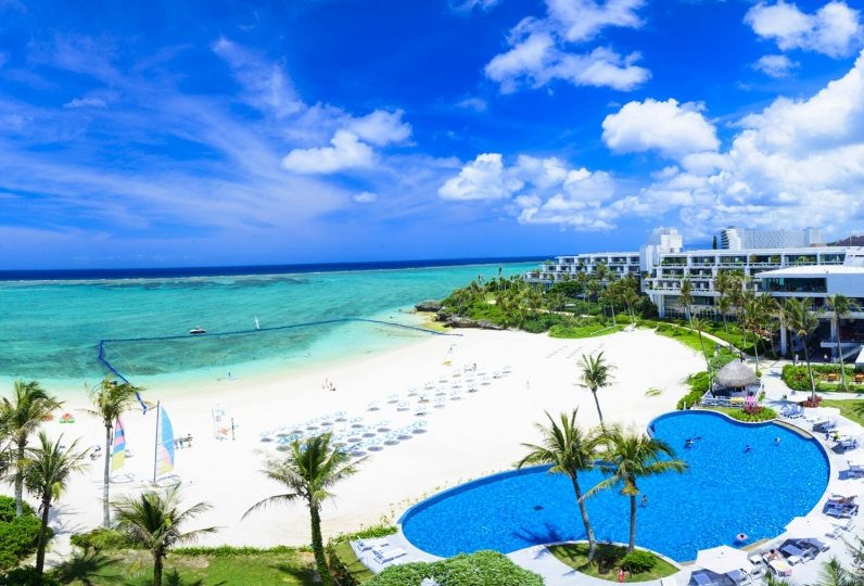 Hotel Moon Beach Okinawa West Coast East 3