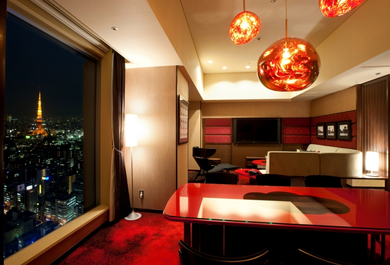 The Royal Park Hotel Iconic Tokyo Shiodome