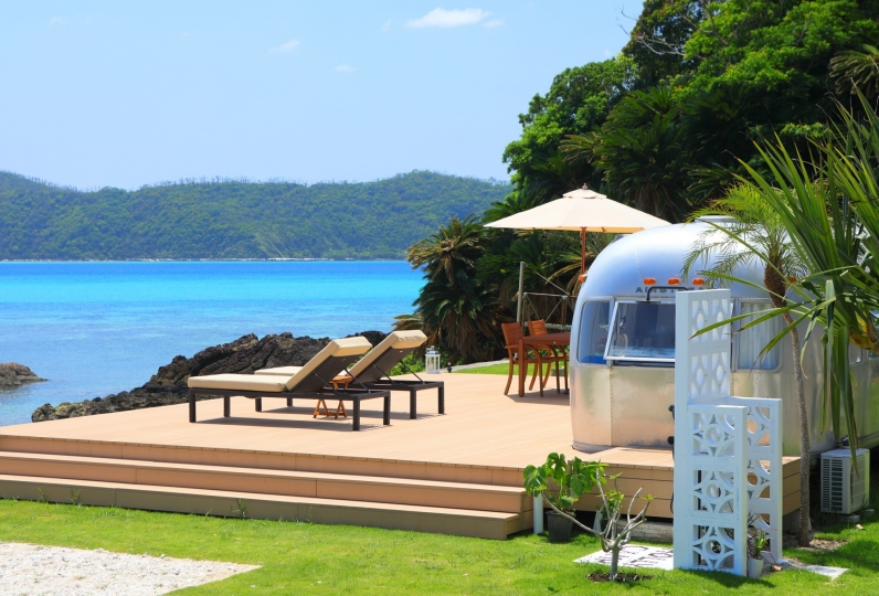 HOLLY CAMP AIRSTREAM VILLA AMAMI / Kagoshima Isolated island 18