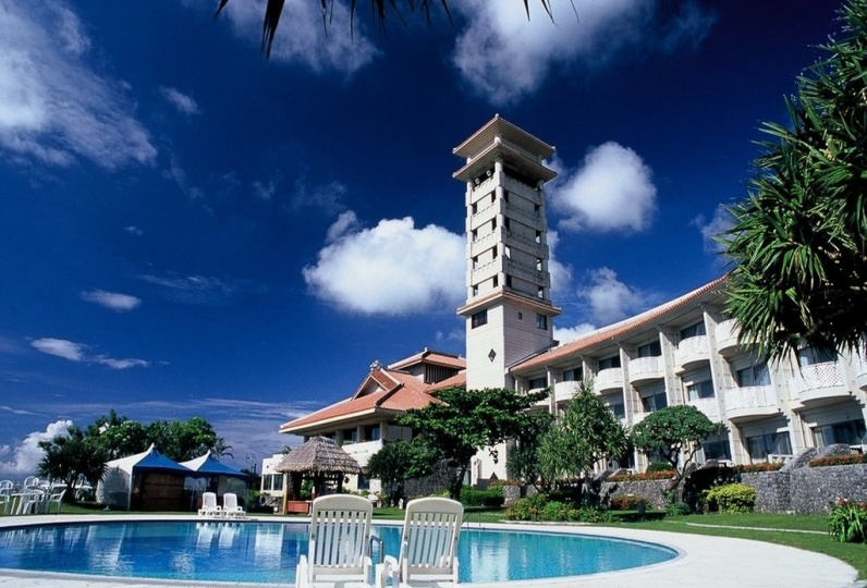 The Southern Links Resort Hotel / Okinawa South 1