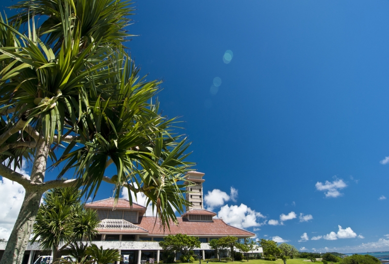The Southern Links Resort Hotel / Okinawa South 3