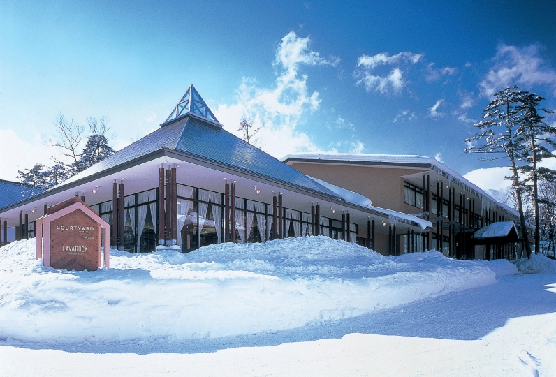 Courtyard by Marriott Hakuba