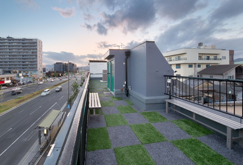 SHIN TERRACE & HOSTEL KYOTO / 京都府 京都駅周辺 8