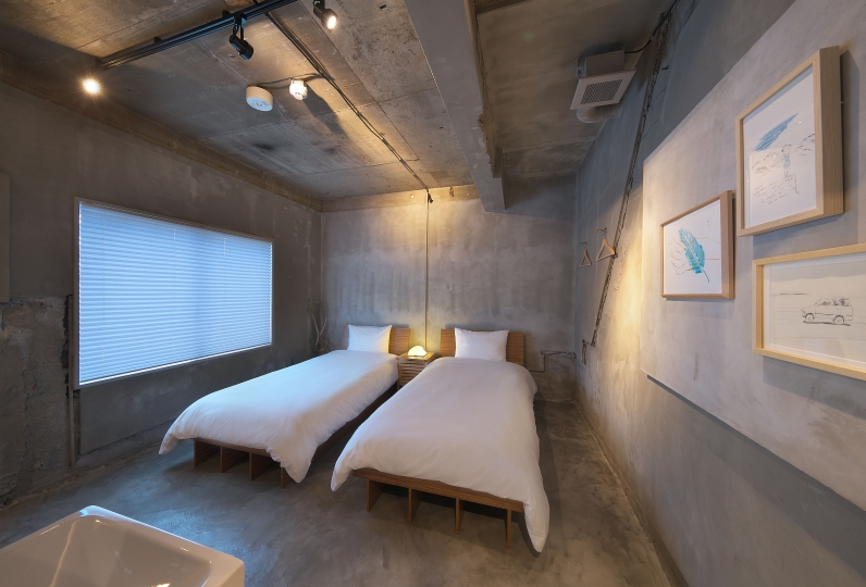 SHIN TERRACE & HOSTEL KYOTO / 京都府 京都駅周辺 12