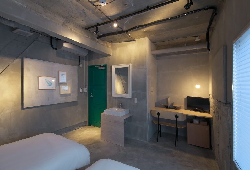 SHIN TERRACE & HOSTEL KYOTO / 京都府 京都駅周辺 14