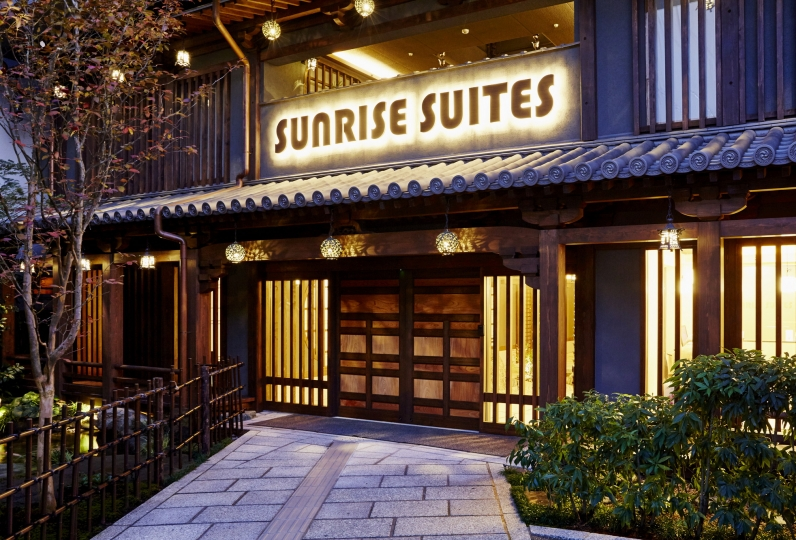 Sunrise Suites / Kyoto Near Kyoto Station 28