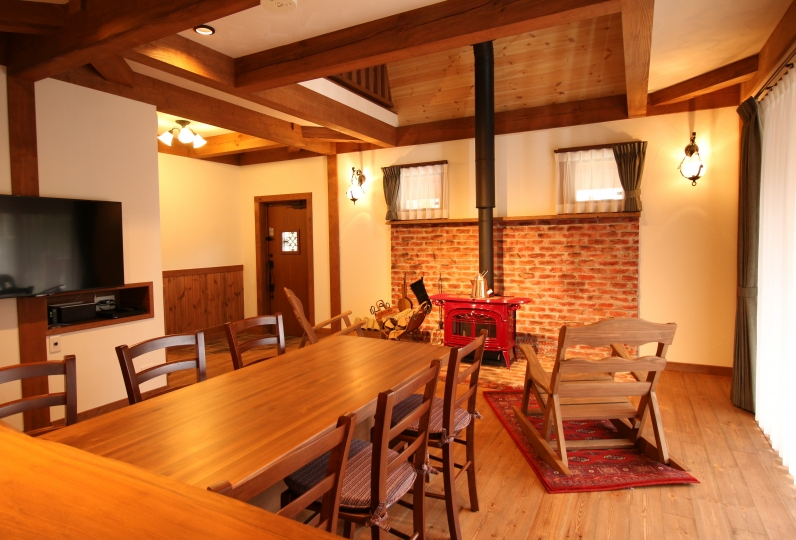 Villa for rental Cottage All Resort Service Suite Lodge / Fukushima Inawashiro・Omotebandai 2