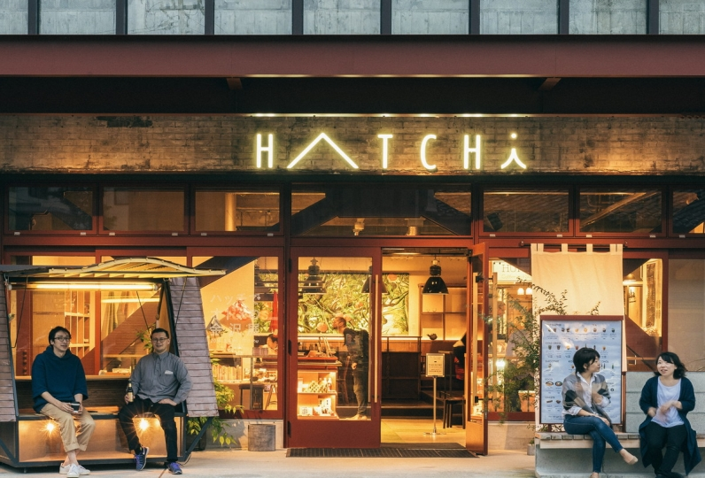 HATCHi 金澤 by THE SHARE HOTELS