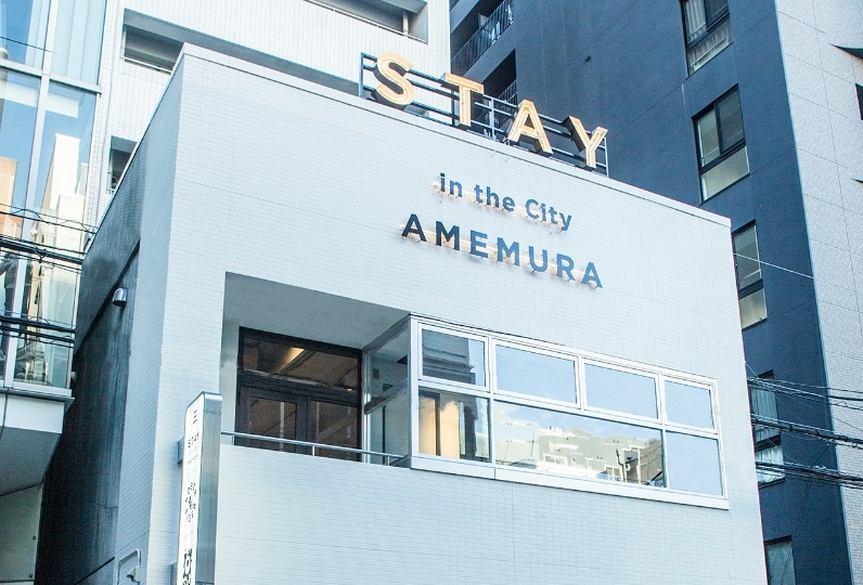 STAY in the city AMEMURA / Osaka Shinsaibashi・Namba・Yotsubashi 3