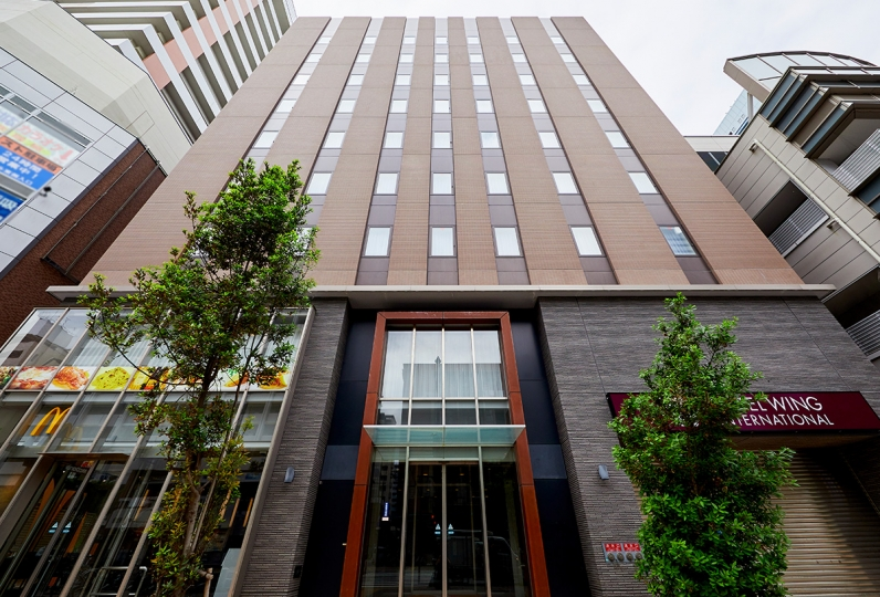Hotel wing international select Shinnagata Ekimae / Hyogo Kobe・Arima・Akashi 195