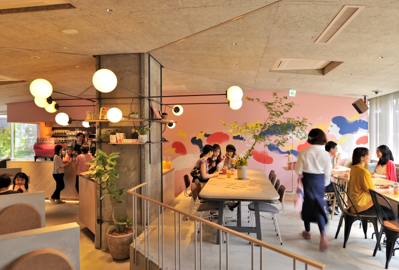 CAFETEL Kyoto Sanjo for Ladies