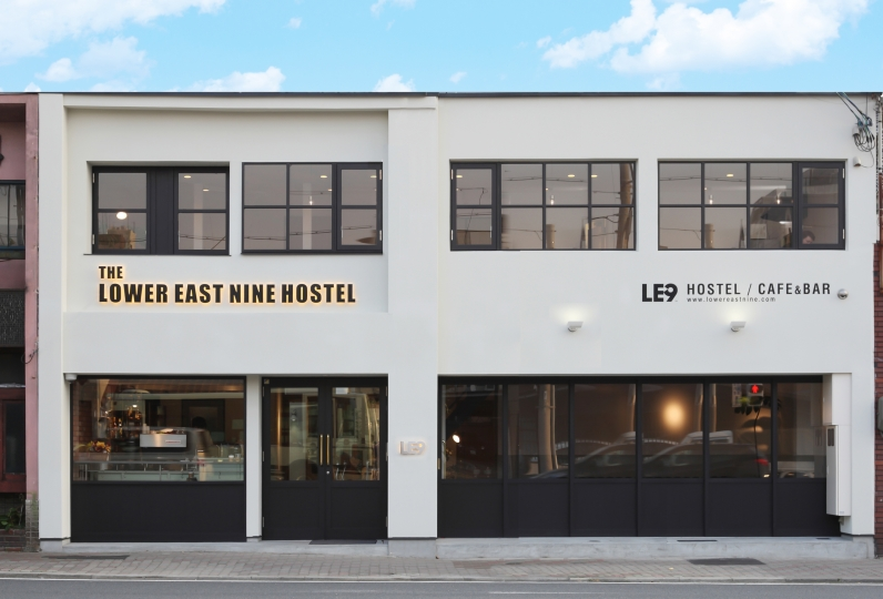 The Lower East Nine Hostel / 京都府 京都駅周辺 2