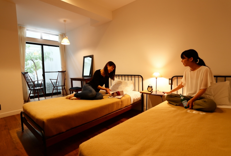 The Lower East Nine Hostel / 京都府 京都駅周辺 11