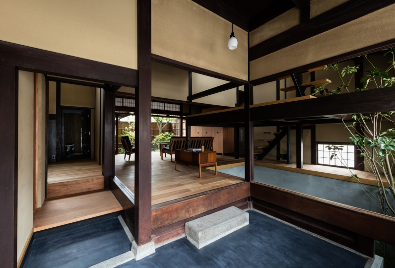 Tsukihi House / Kyoto Near Kyoto Station 5