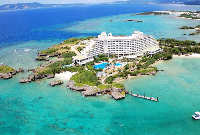 ANA Intercontinental Manza Beach Resort / Okinawa Okinawa West Coast・East Coast 1