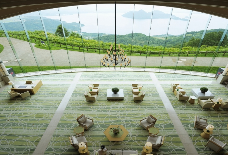 The Windsor Hotel Toya Resort Spa  / Hokkaido Toya 37
