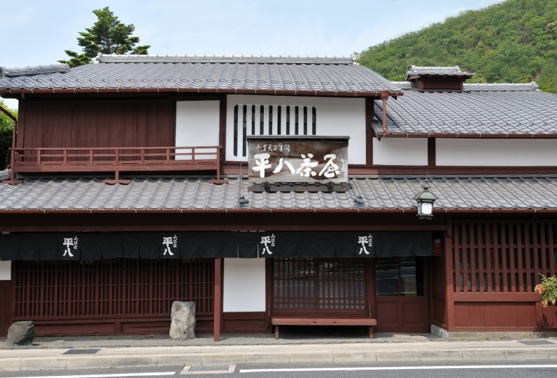 Yamabana Heihachi Tea House Inn