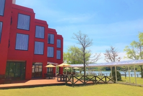 Lakeside Hotel and Restaurant Little White Flower / Kyoto Tango・Kumihama 72