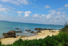 Ashipi Ginoza / Okinawa West Coast・East Coast 4