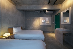 SHIN TERRACE & HOSTEL KYOTO / 京都府 京都駅周辺 13