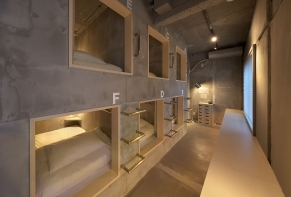 SHIN TERRACE & HOSTEL KYOTO / 京都府 京都駅周辺 21