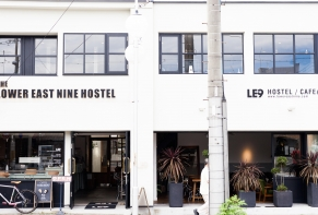 The Lower East Nine Hostel / 京都府 京都駅周辺 1
