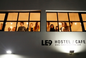 The Lower East Nine Hostel / 京都府 京都駅周辺 5