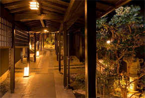 A word-of-mouth Ryokan Hideaway