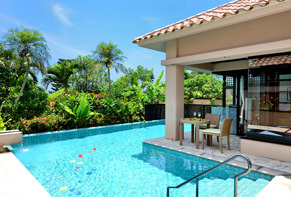 Luxury Hotels with Private Pools in Okinawa